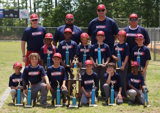 June 2017 – Hartsville National Dixie Youth Baseball