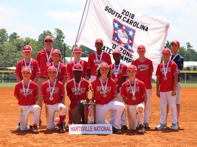 July 2018 – Hartsville National Dixie Youth Baseball