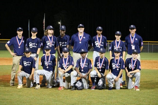 Arkansas tops Team SC, 8-5, at the Dixie Youth World Series